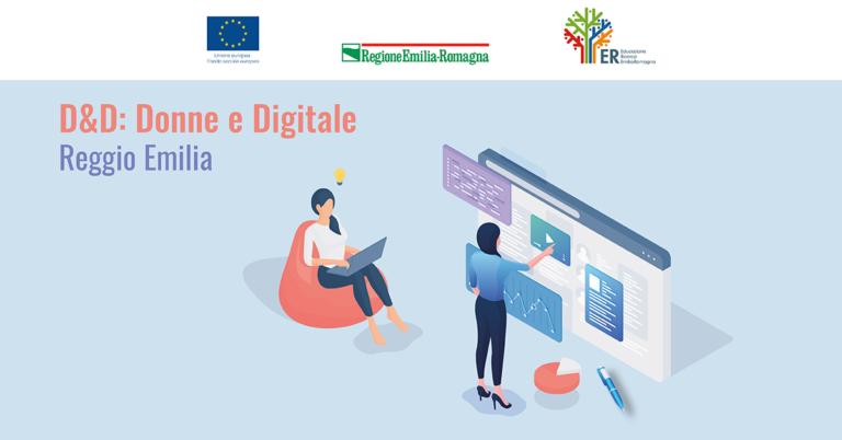 Donne e Digitale: Reggio Emilia