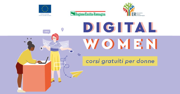 Corsi Digital Women